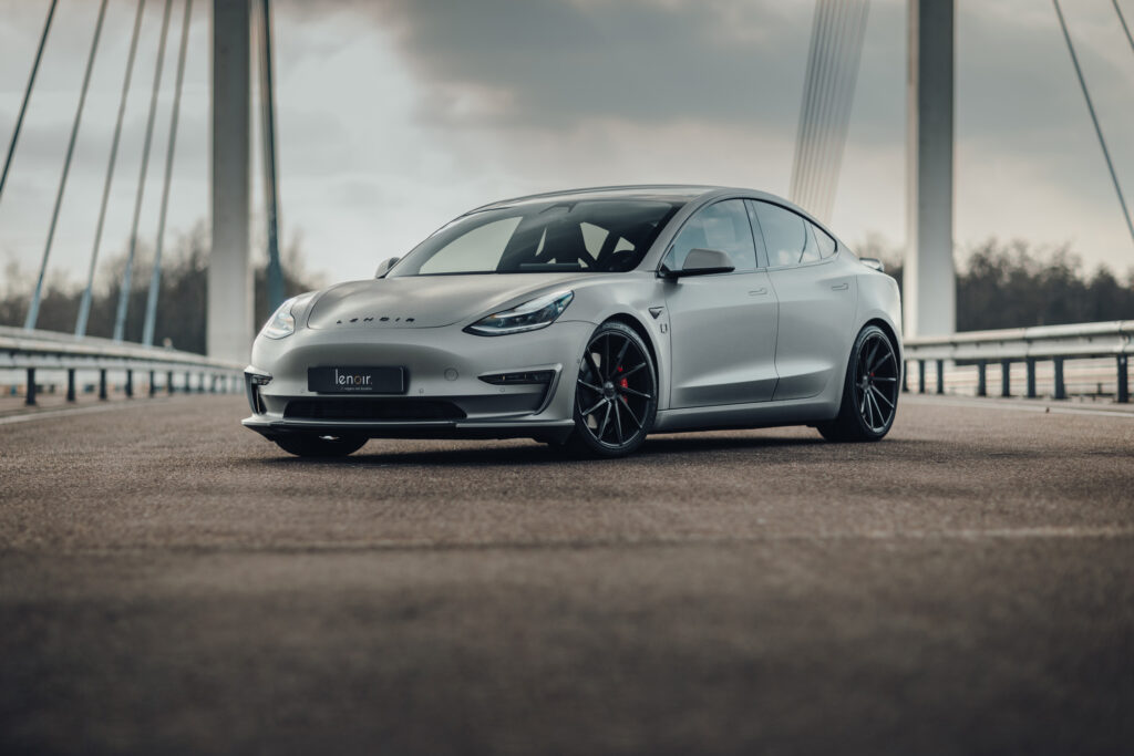 Tesla Model 3 - Photo by www.dennisnoten.com